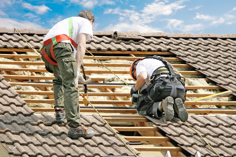 Washington Roofing Company Replace Or Repair