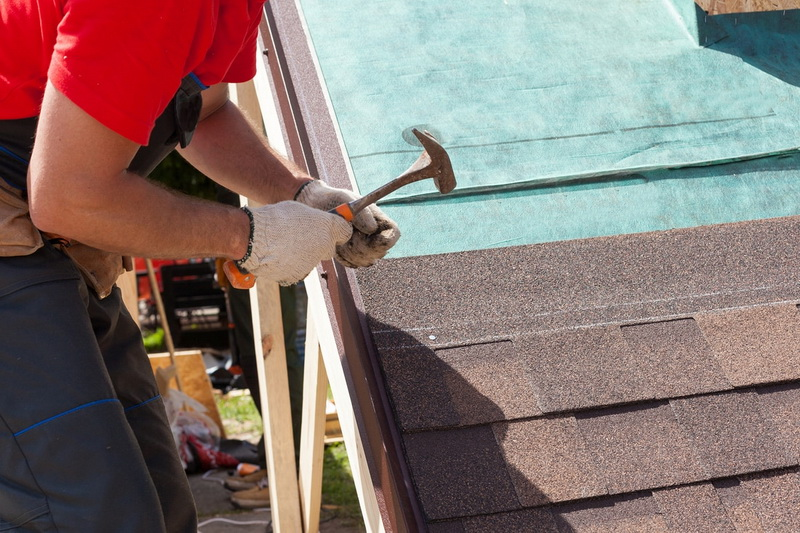 Utah Roofing Company Replace Or Repair